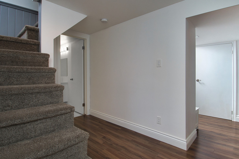 Basement Stairs - 11 Park Street - For Sale