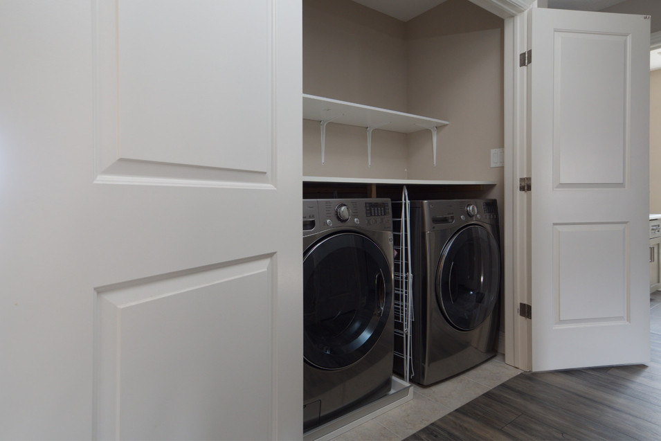 15 Greenwater - Laundry