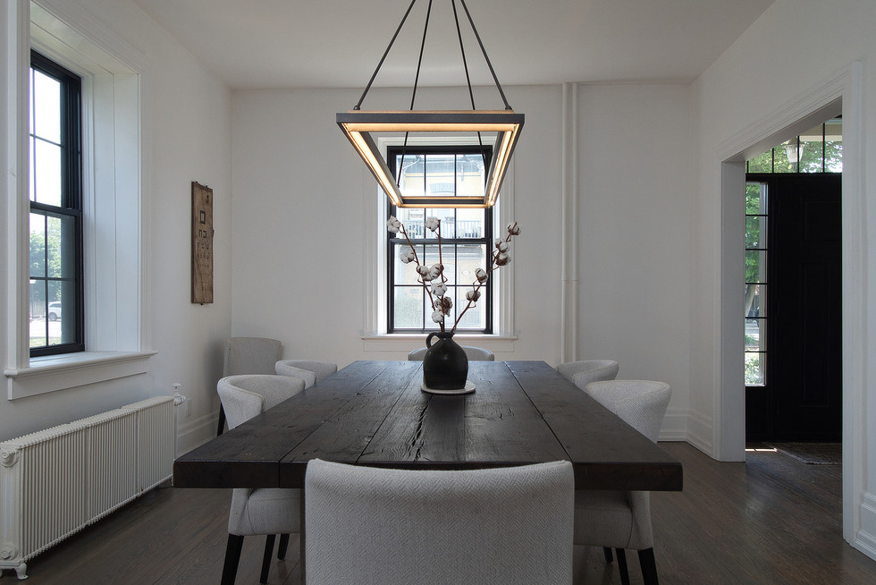 Dining Room - 132 Queen St N - For Sale