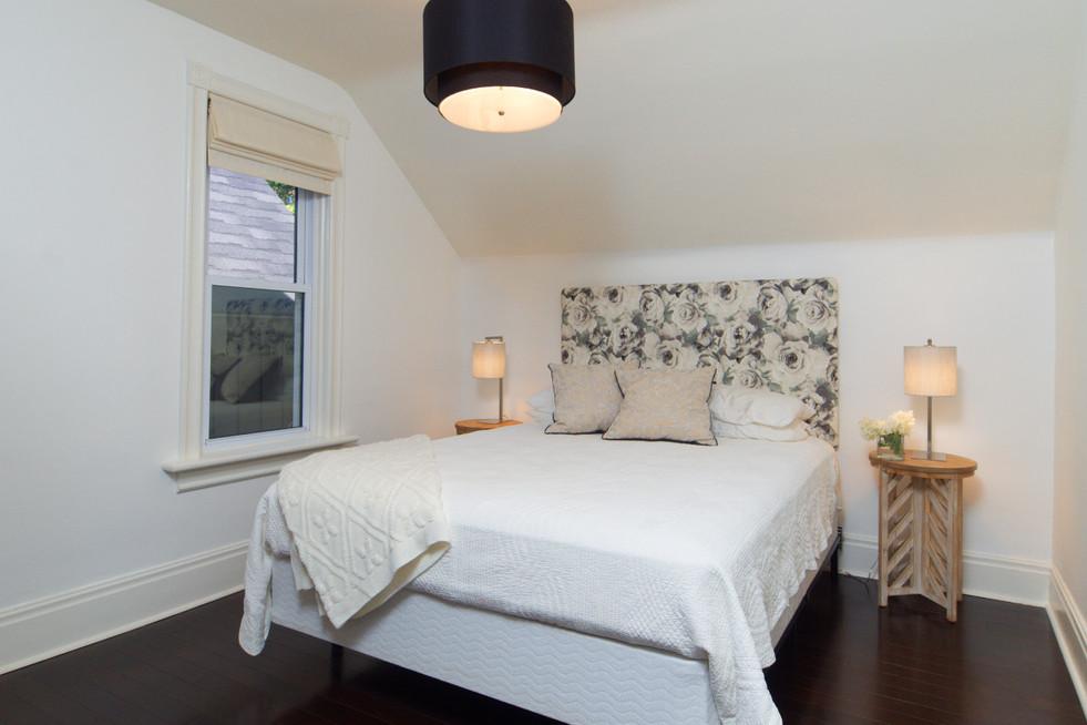 Guest Bedroom  - 134 David - For Sale