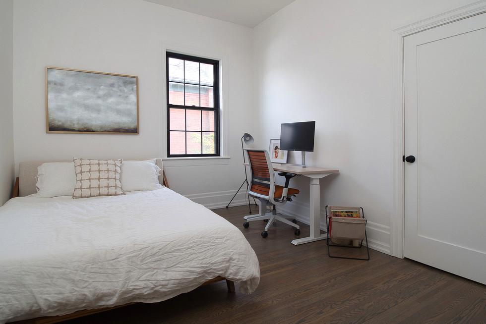Bedroom - 132 Queen St N - For Sale