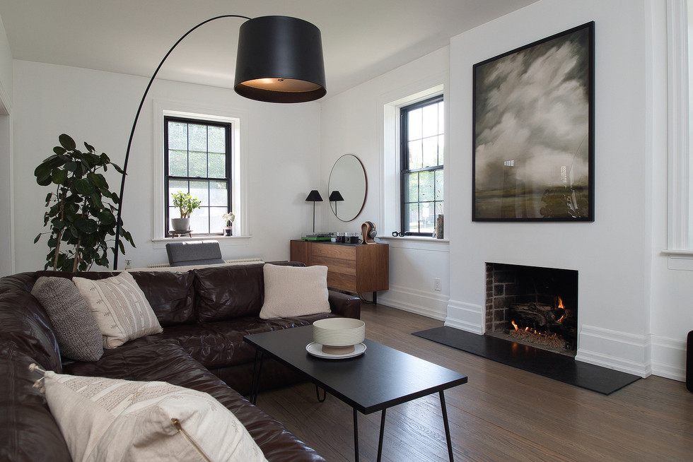 Living Room 4 - 132 Queen St N - For Sale