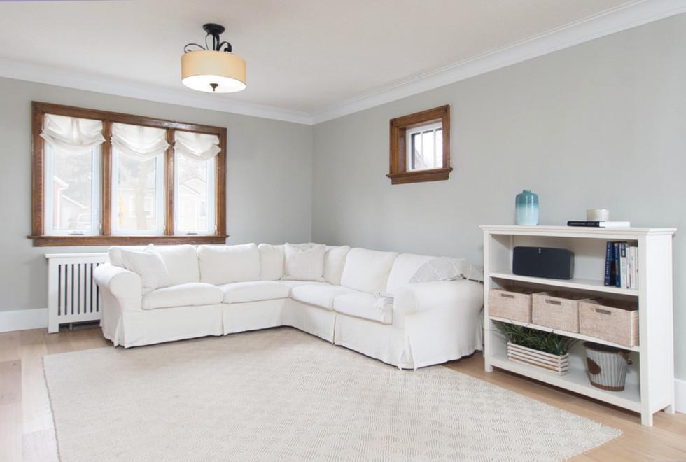 Living Room 2 - 410 Courtland Ave E