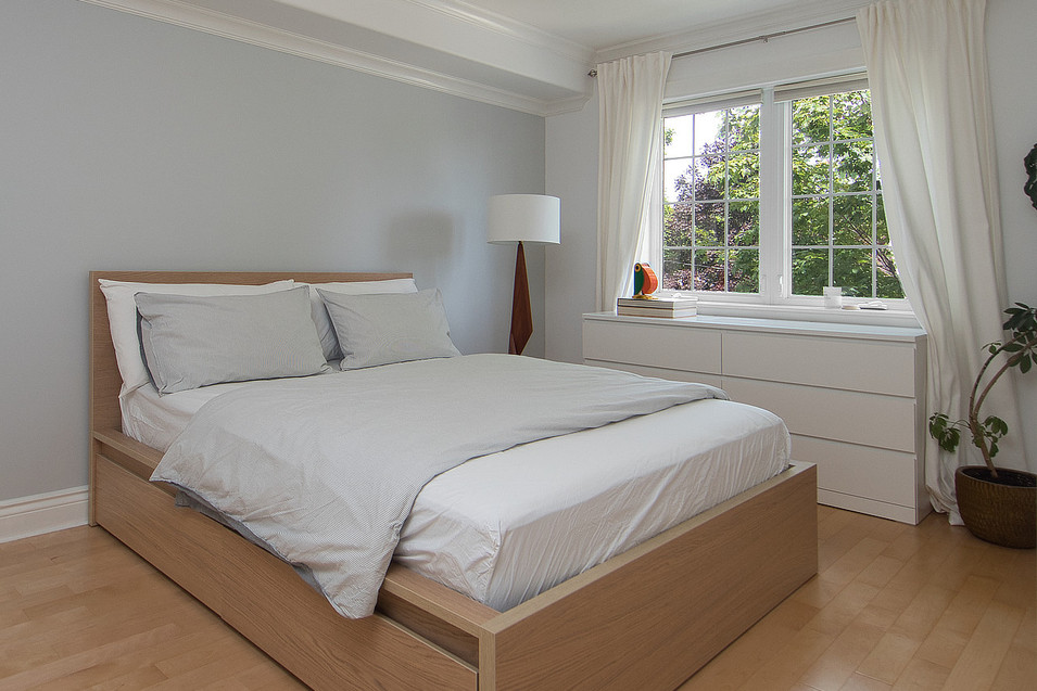 Master Bedroom - 11 Park Street - For Sale