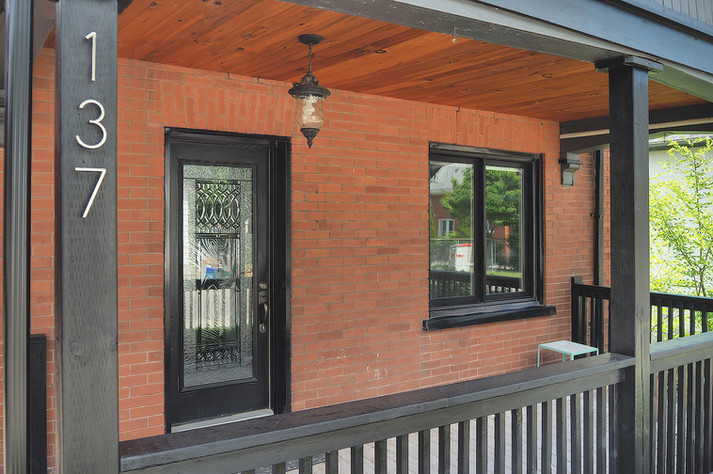 Porch 2 - 137 Madison Ave S For Sale