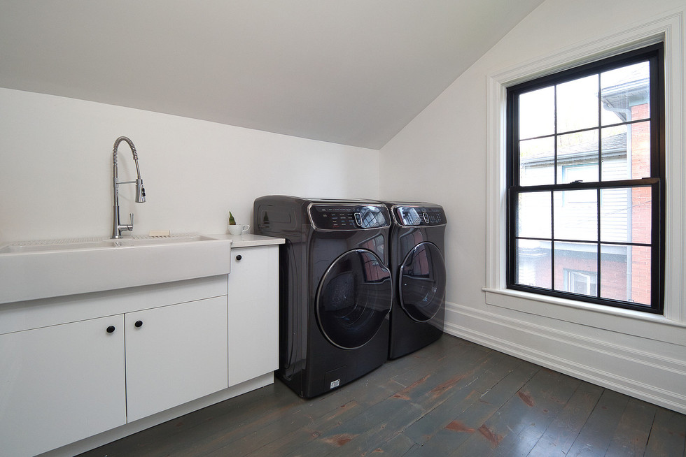 Laundry Room 2 - 132 Queen St N - For Sale