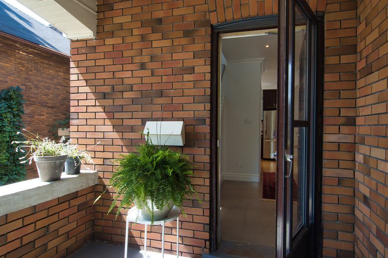 Entrance - 11 Park Street - For Sale