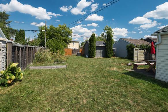 Backyard - 17 Portland