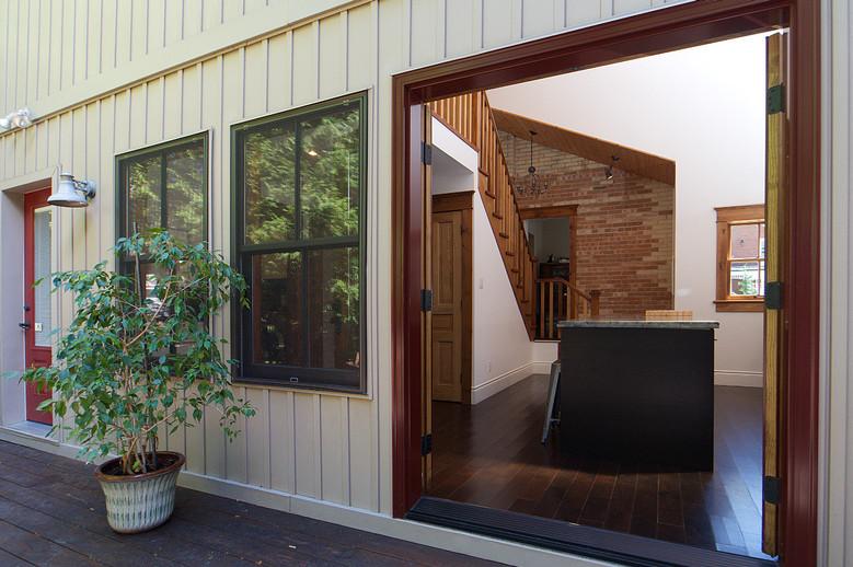Back Deck - 134 David - For Sale