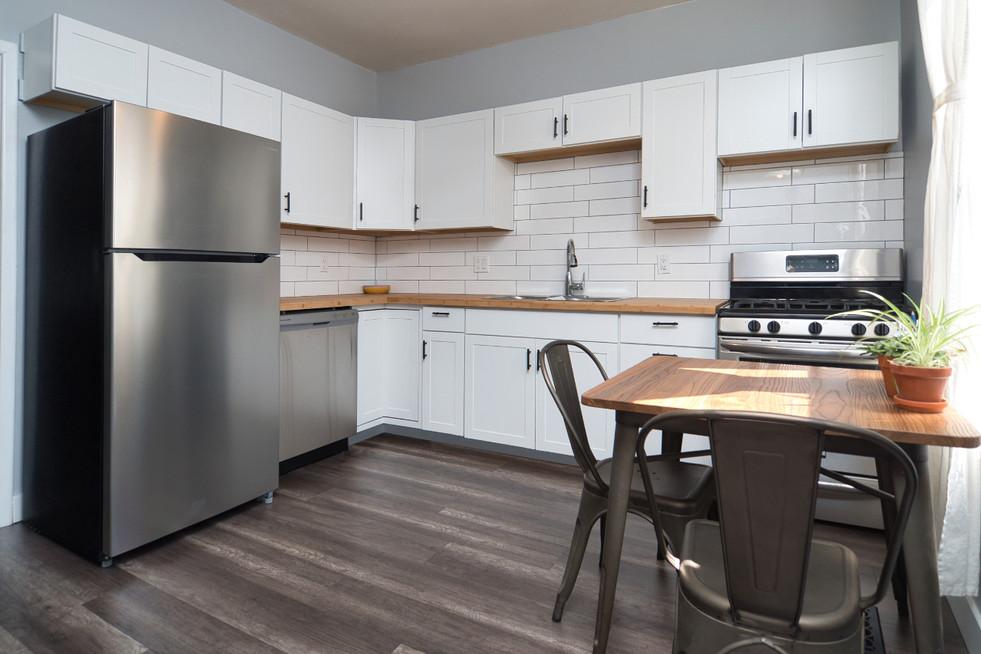 Kitchen - 17 Portland