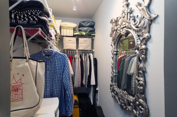 316-188 King - Walk-in Closet