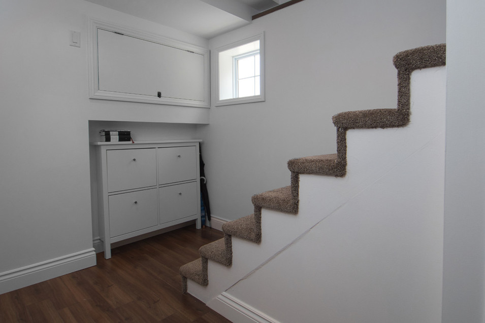 Basement Stairs 2 - 11 Park Street - For Sale