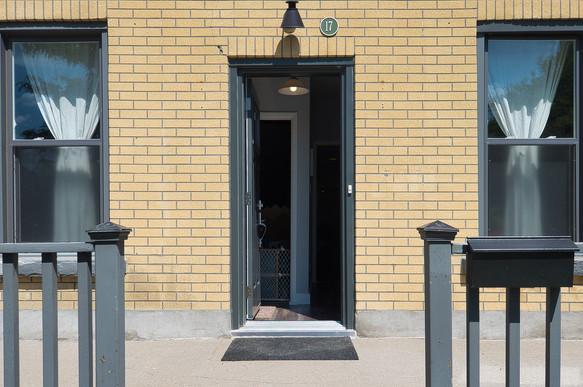 Front Door - 17 Portland