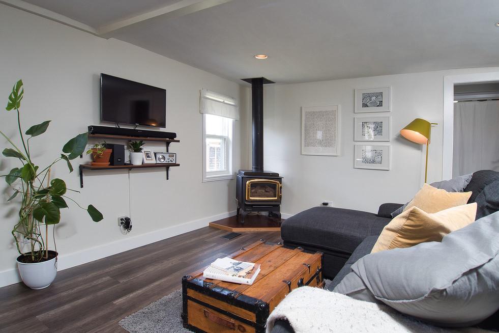 Living Room 2 - 17 Portland