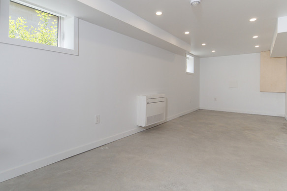 Basement Living Room - 137 Madison Ave S For Sale