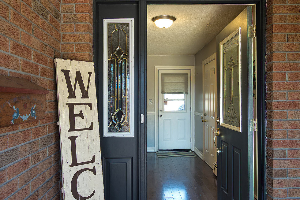 Front Door Open - 294 Maurice For Sale