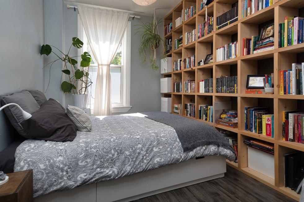 Master Bedroom 2 - 17 Portland