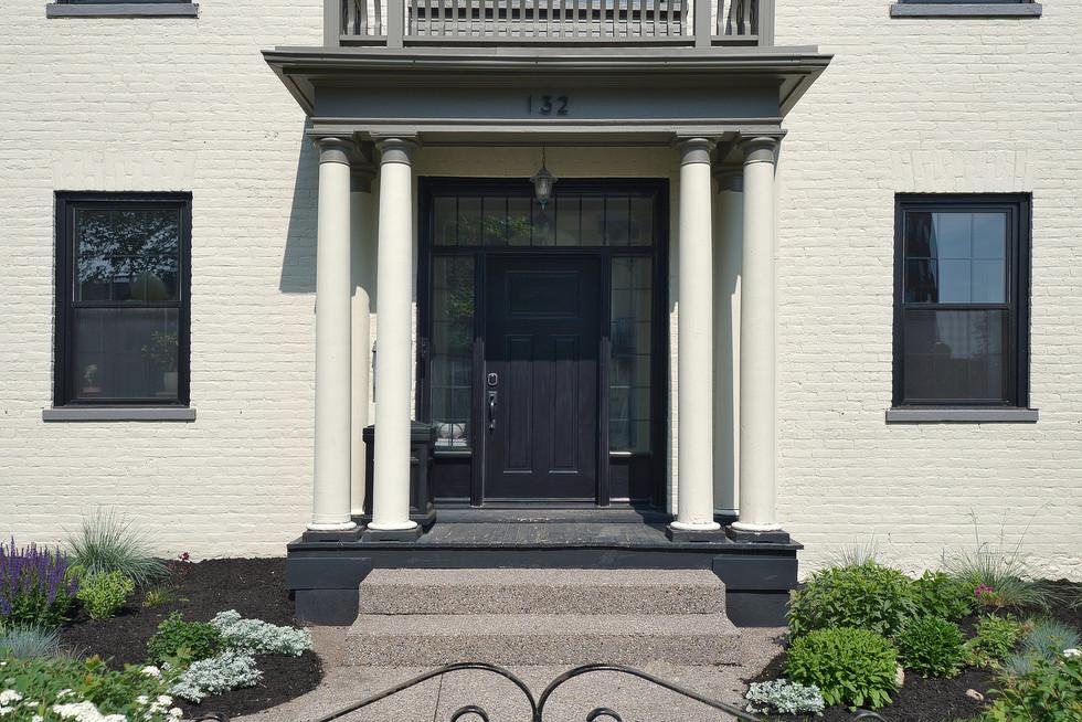 Front Door - 132 Queen St N - For Sale