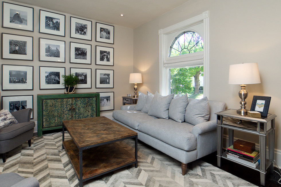 Living Room 2 - 134 David - For Sale