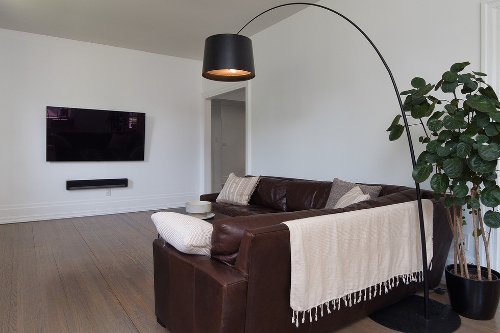 Living Room 3 - 132 Queen St N - For Sale