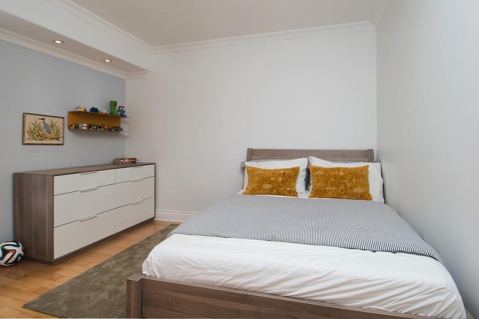 Second Bedroom - 11 Park Street - For Sale