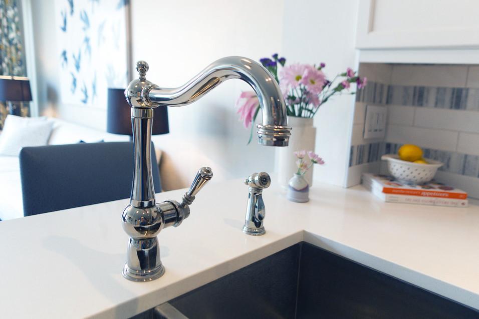 316-188 King - Kitchen Faucet