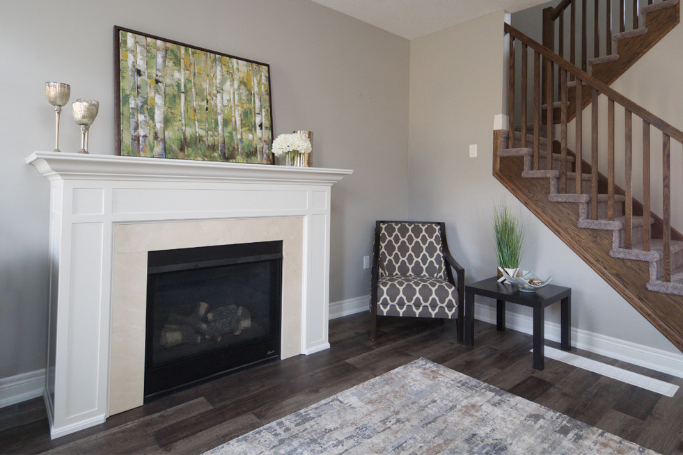 15 Greenwater - Fireplace 2