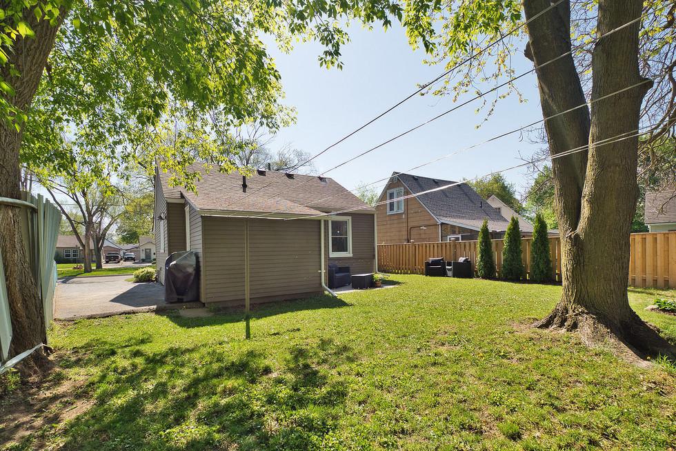 Backyard 3 - 9 Windsor Crescent For Sale
