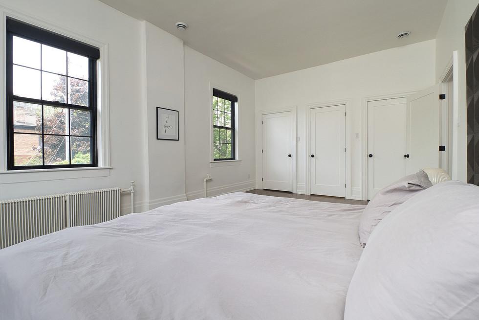Master Bedroom 3 - 132 Queen St N - For Sale