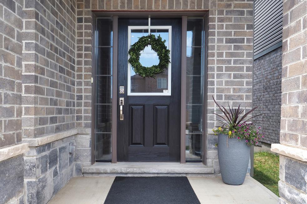 Front Door - 190 Eaglecrest Street - For Sale