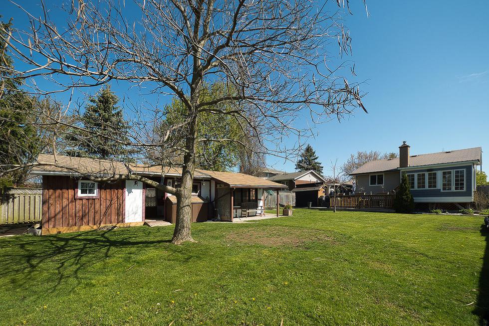 Backyard 2 - 294 Maurice For Sale