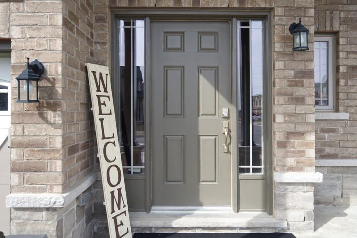 15 Greenwater - Front Door