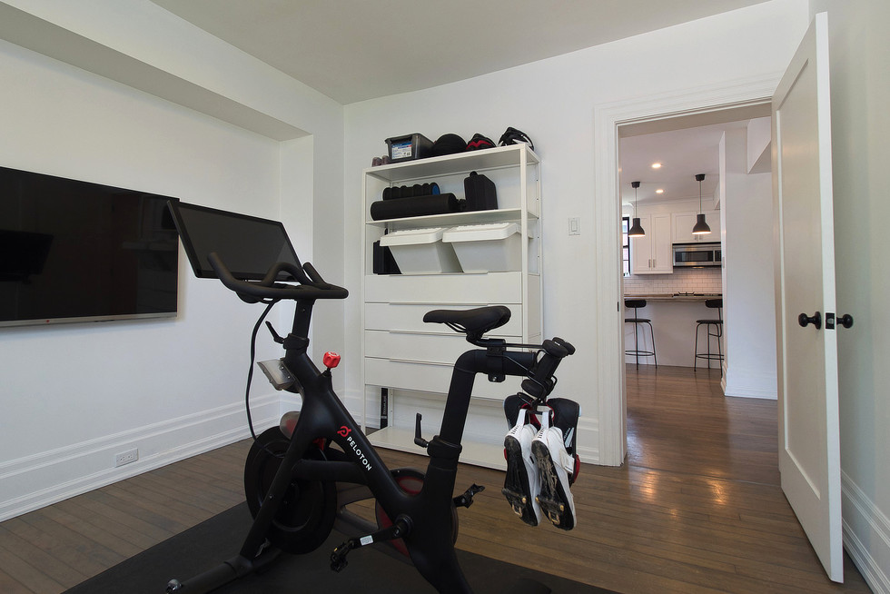 Exercise Room - 132 Queen St N - For Sale
