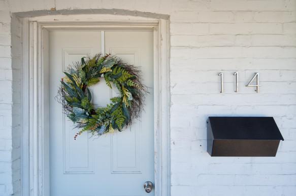 114 Queen St W - Front Door
