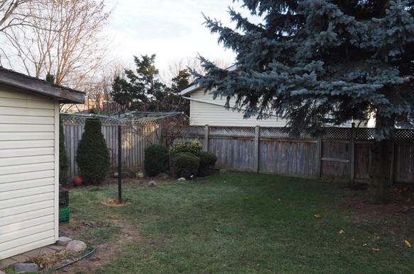 59 Belleview For Sale - Backyard 2