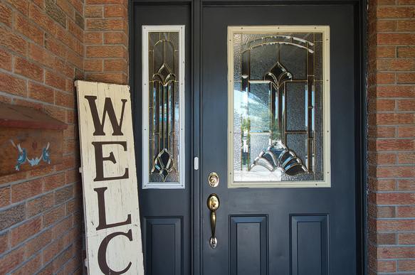 Front Door - 294 Maurice For Sale