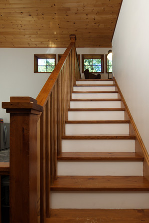 Stairs to Loft - 134 David - For Sale