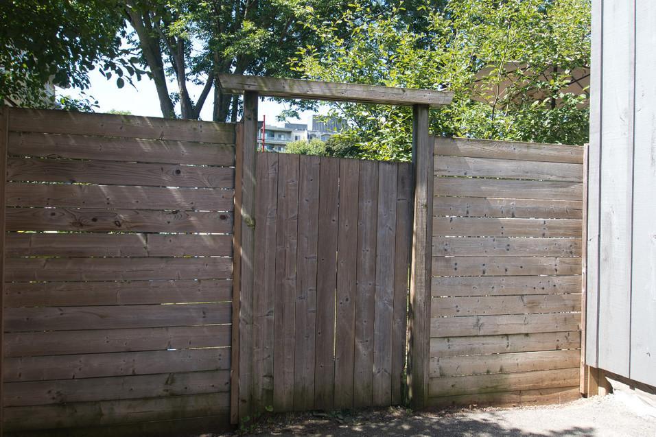 Back Gate - 11 Park Street - For Sale