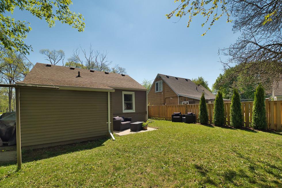Backyard 2 - 9 Windsor Crescent For Sale