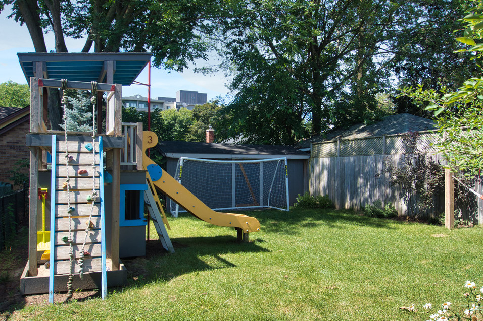 Play Structure - 11 Park Street - For Sale