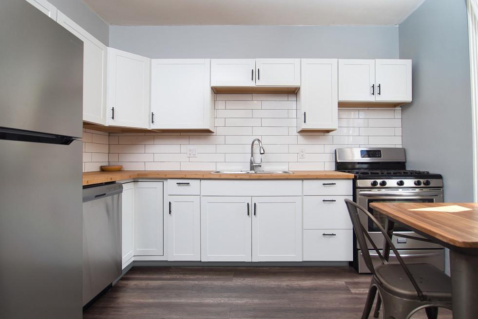 Kitchen 2 - 17 Portland