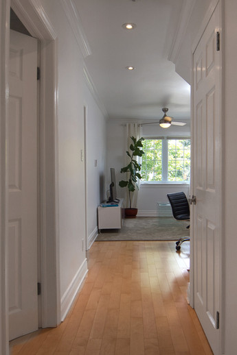 Upper hall - 11 Park Street - For Sale