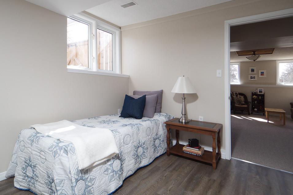 139 Queen St - Basement Bedroom