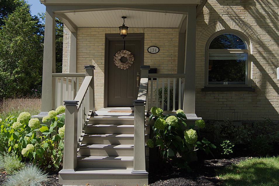 Front Door - 134 David - For Sale