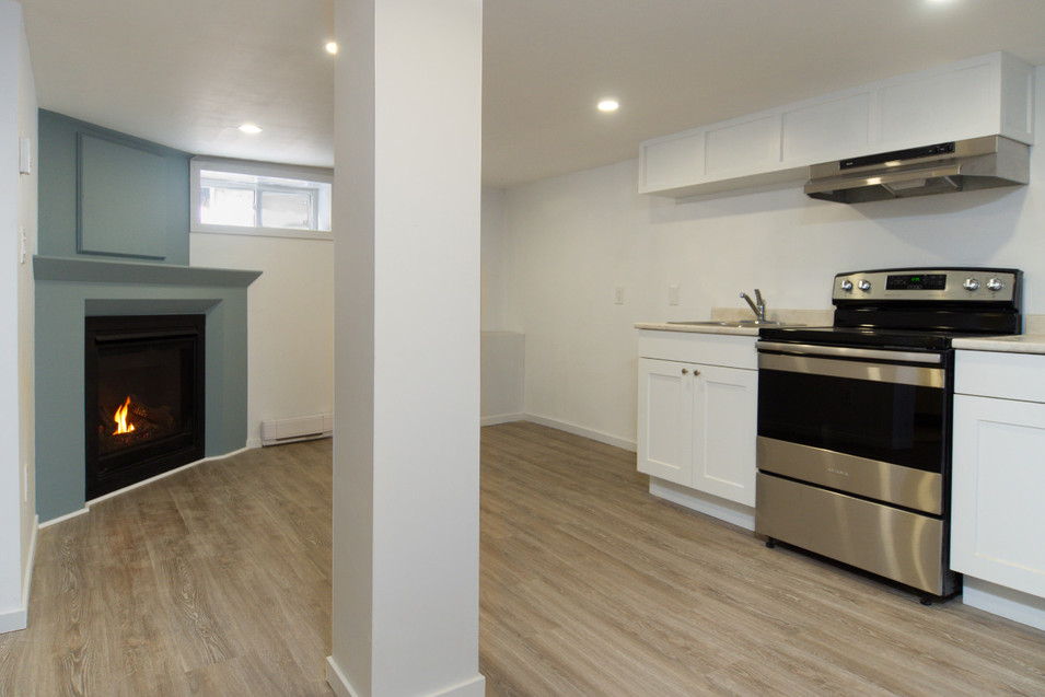 391 Victoria Street South For Sale - Basement Kitchen