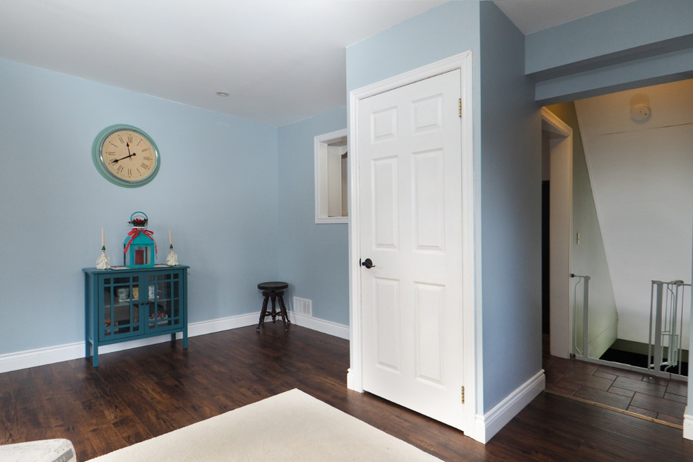 59 Belleview For Sale - Entrance to Basement