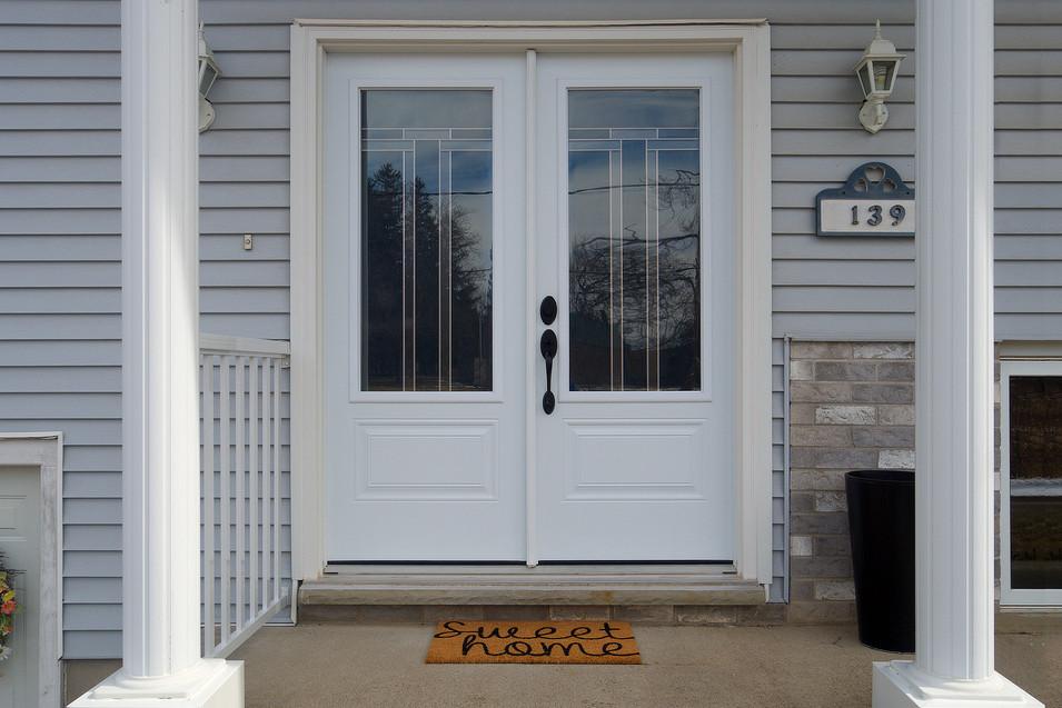 139 Queen St - Front Door