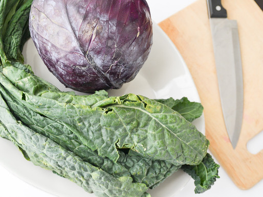 3 Must Know Facts about Broccoli, Cabbage, Kale and Hypothyroidism.