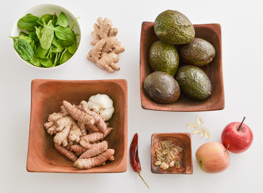 The Top 5 Beneficial Foods for Your Thyroid