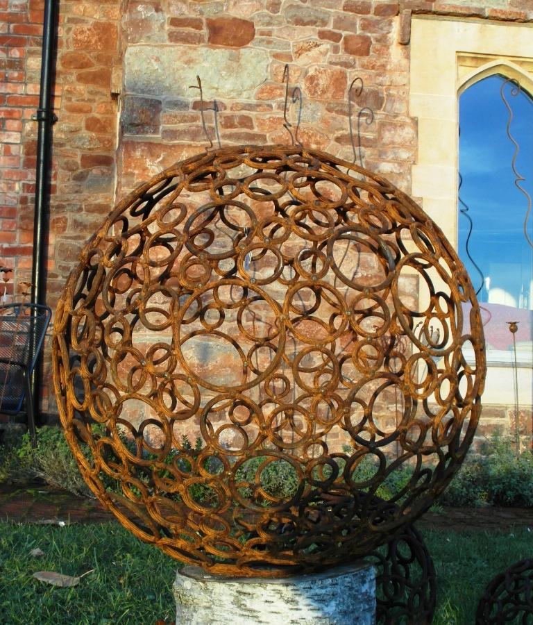 50cm Ring Sphere.